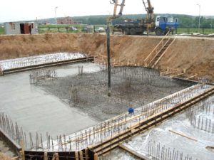 Бетон М400 в ООО Терминал