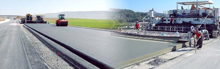 дорожный бетон купить в Нижнем Новгороде