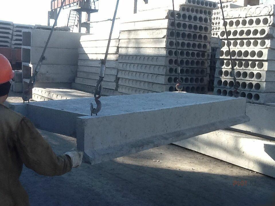 Изготовление железобетонных лестничных площадок