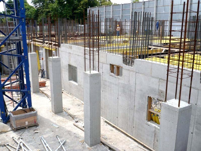 Монолитный бетон в Нижнем Новгороде
