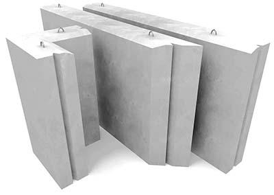 Однослойные стеновые панели