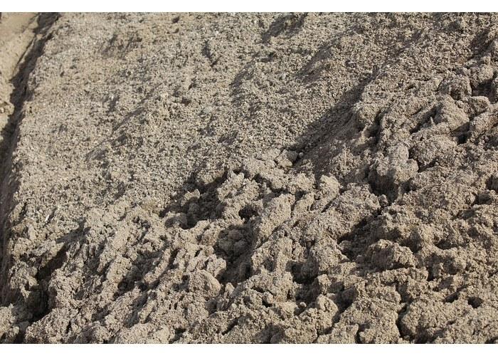 песок из отсевов дробления