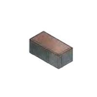 Плитка тротуарная «Брусчатка» 200х100х100