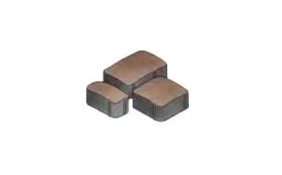 Плитка тротуарная «Классика» 80 мм мм