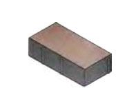 Плитка тротуарная «Картано» 300х150х100 мм