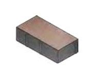 Плитка тротуарная «Картано» 300х150х80