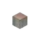 Плитка тротуарная «Куб» 80х80х80 мм