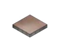Плитка тротуарная «Квадрат» 500х500х120
