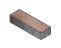 Плитка тротуарная «Паркет» 300х100х60 мм