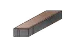 Плитка тротуарная «Пикасо» 274х68х60