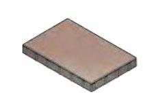 Плитка тротуарная 1000x500x100