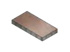 Плитка тротуарная 600х300х100