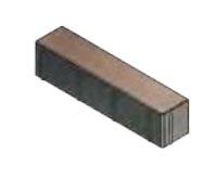 Плитка тротуарная «Ригель» 360х80х100