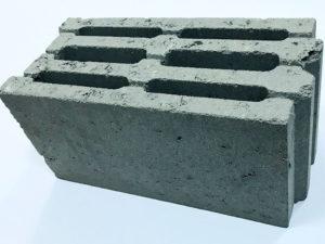 Блок стеновой шестипустотный керамзитобенонный БСК-2