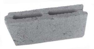 Блок перегородочный керамзитобетонный БПК-3
