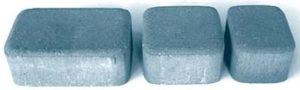 Плитка тротуарная синяя «Классико I 1КЛ.6ф» 60 мм