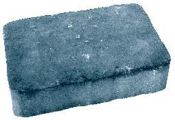 Плитка тротуарная синяя «Бержерак 1Б.6»