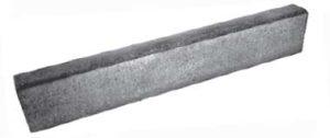 Бортовой камень тротуарный коричневый— БР 100.20.8 мм