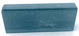 Бортовой камень тротуарный зеленый— БР 50.20.8