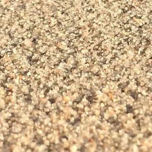 речной песок обогащенный - фото